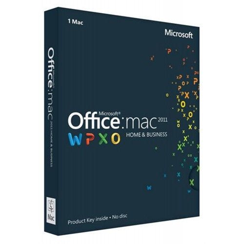 Office 2011 Home And Business For Mac - Download