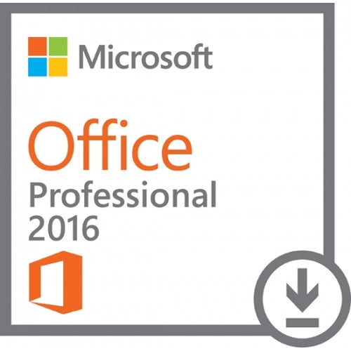 Office 2016 Professional For Windows - Download