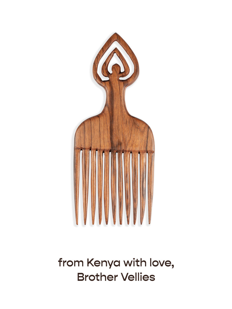 Something Special from Kenya Comb