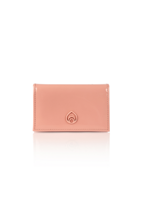 Leigh Card Holder in Piggy