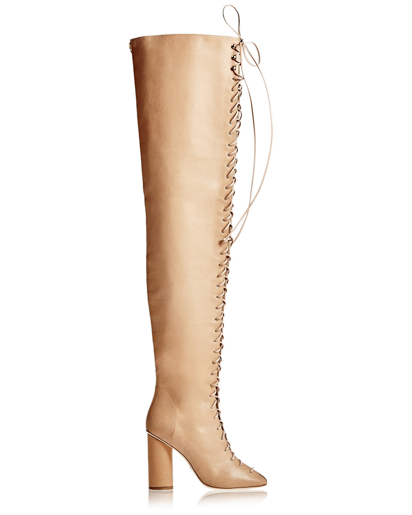 Over The Knee Lali Boot in Valley