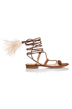 Selma Sandal in Eartha