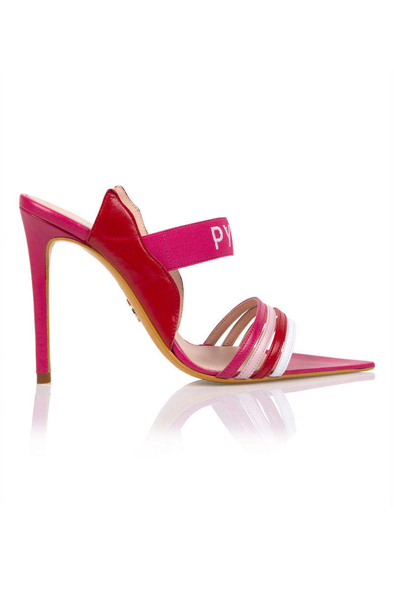 Pyer Moss Sandal in Pink