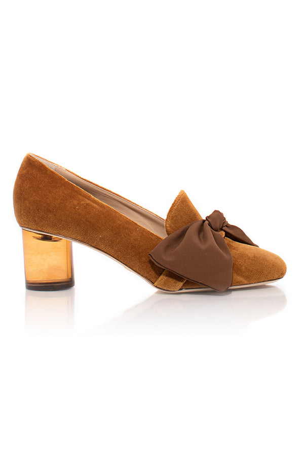 Cognac Kaya Loafer