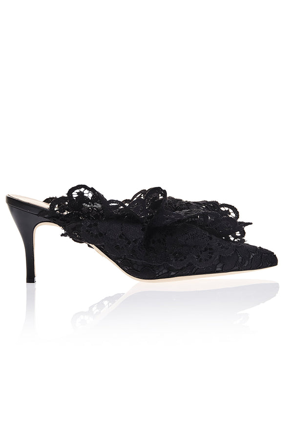 Midnight Lace Stell Mule