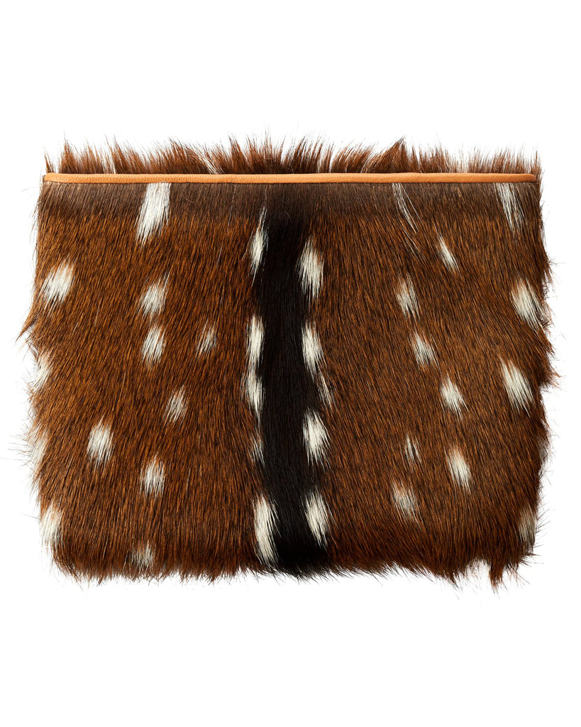Fawn Wallflower Pouch