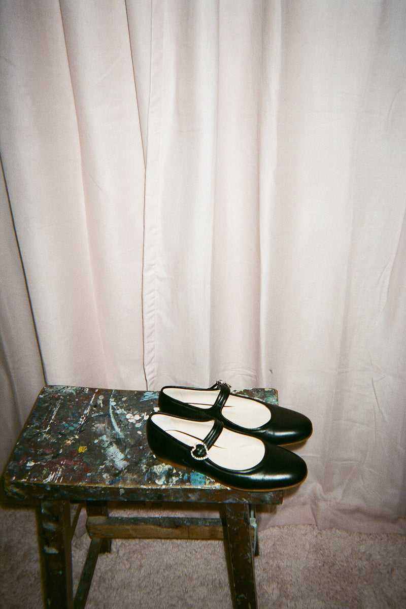 Picnic Shoe in Midnight