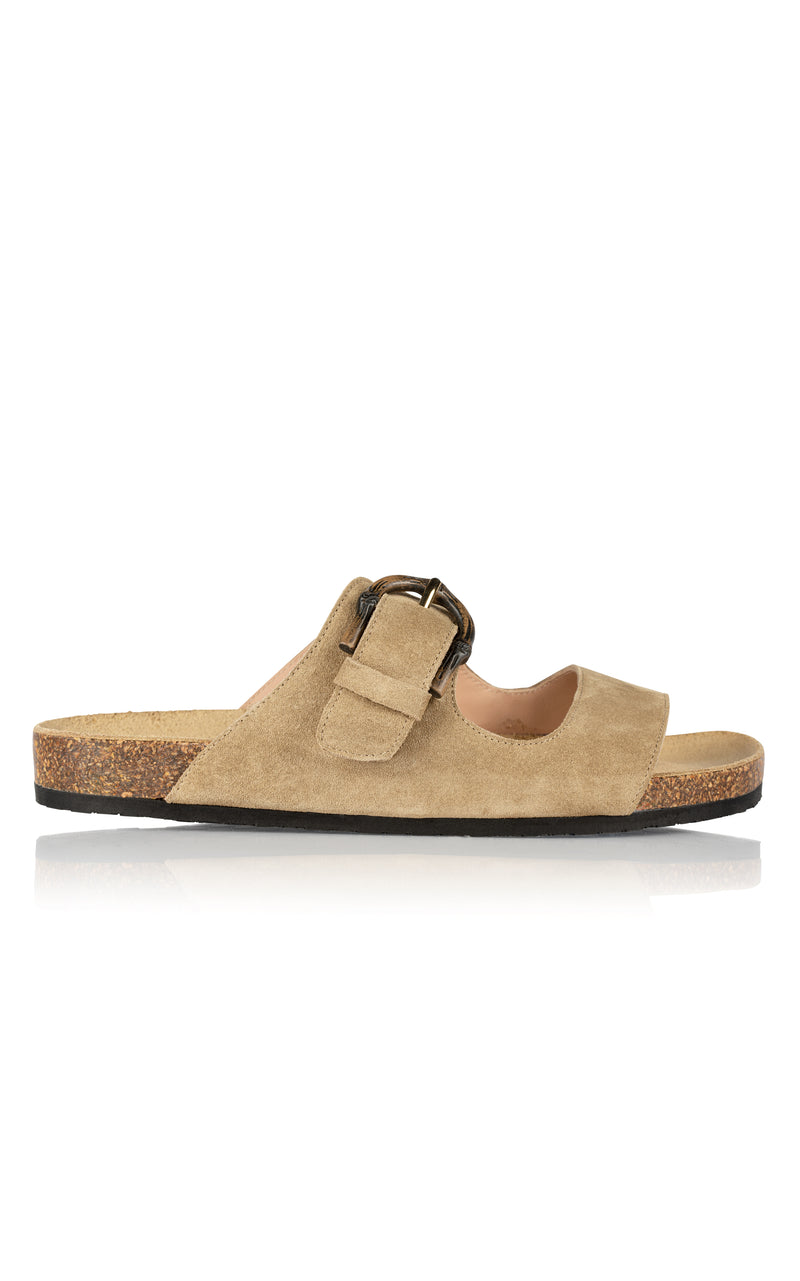 Greg Sandal in Taupe