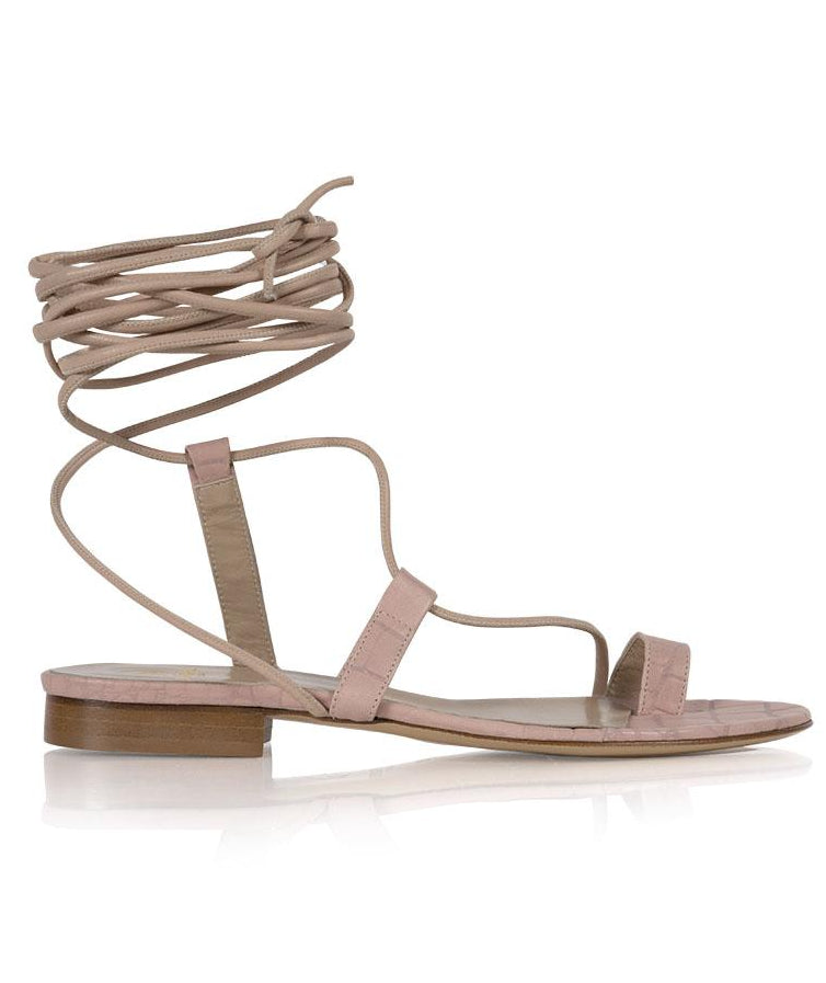 Selma Sandal in Quartz