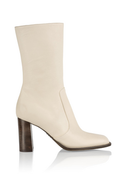 Lauryn Boot in Ivory