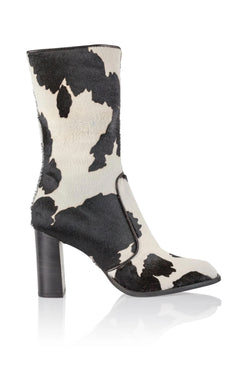 Lauryn Boot in Cow
