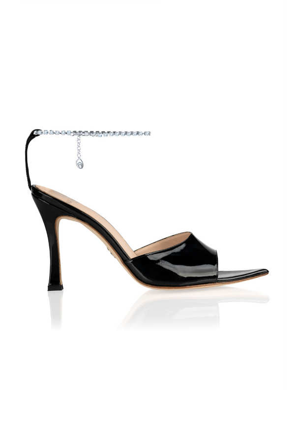 Palmella Pump in Midnight