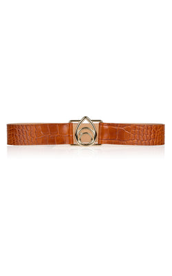 Opus Belt in Whiskey