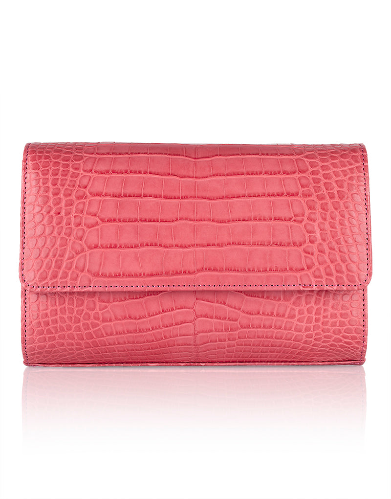 Lijadu Billfold in Grapefruit