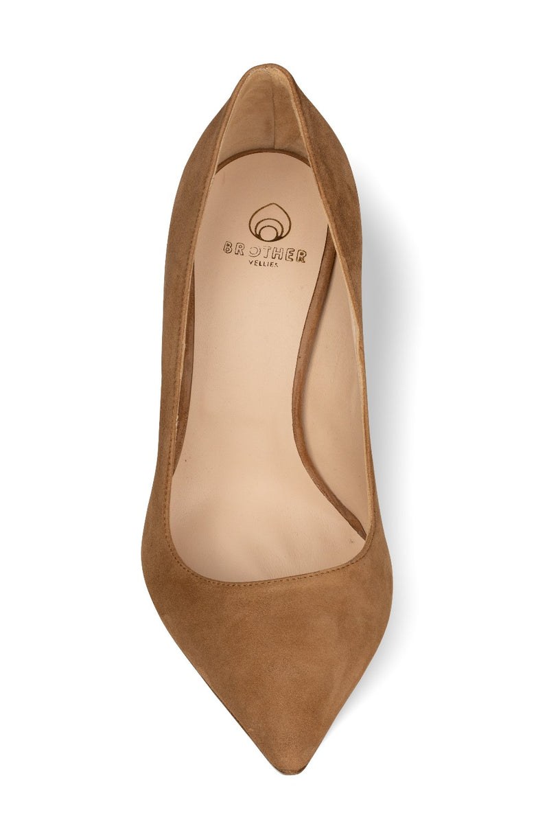 Nude Pump in Eartha