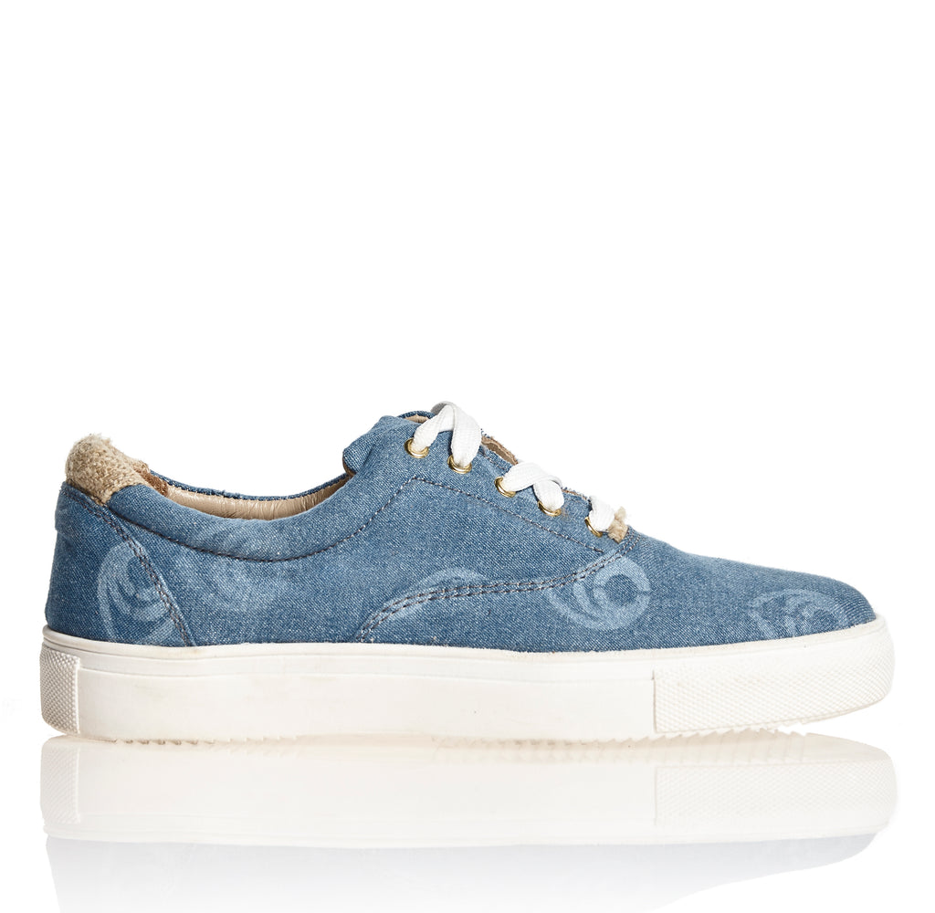 Denim Moonrise Sneaker