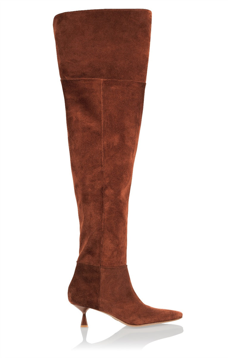 Ronstadt Boot in Cognac
