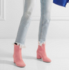 Kaya Boot Flamingo