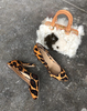 Leopard Holiday Pump