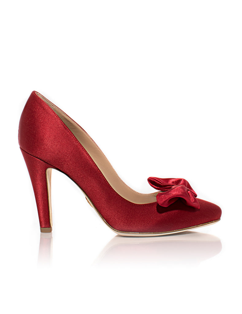 Holiday Bow Pump