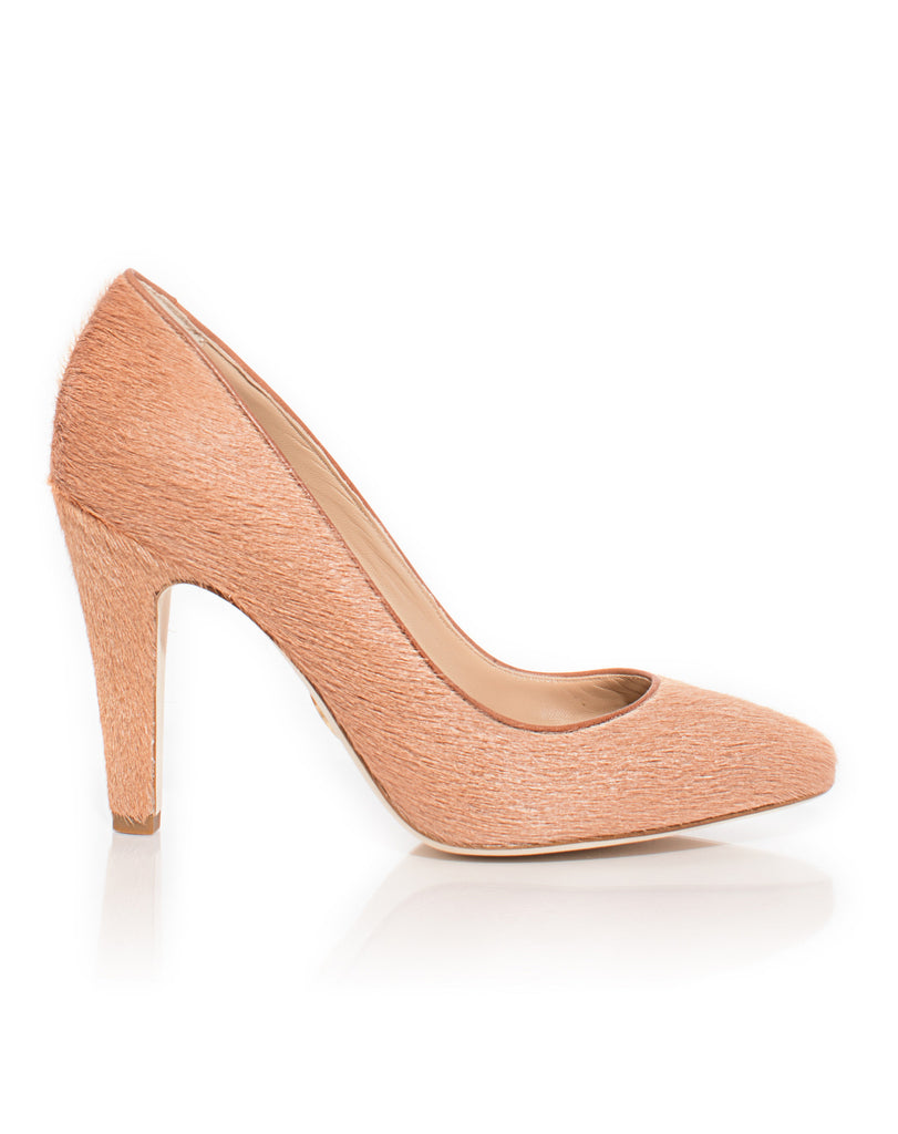 Blush Holiday Pump