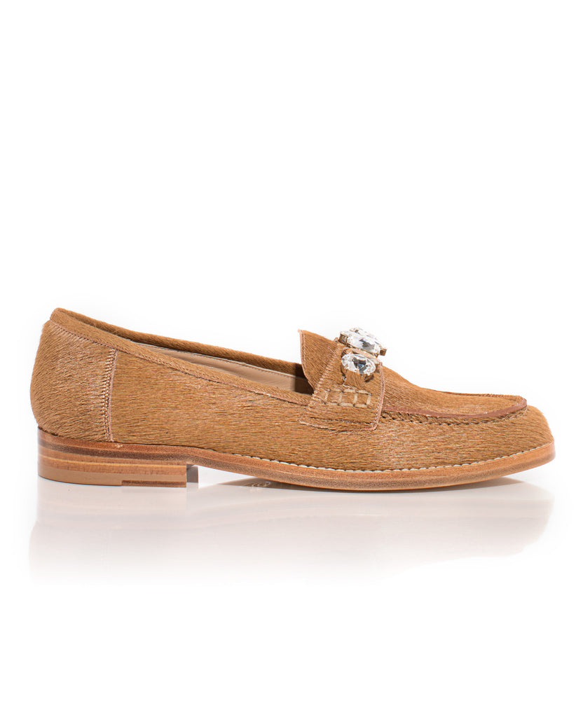 Honey Calf Loafer