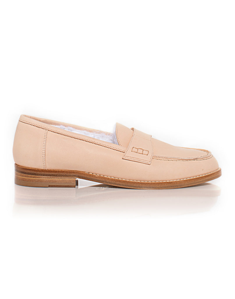 Sahara Shearling Loafer