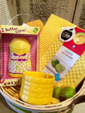 Corn Themed Gift Basket