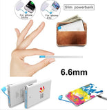 Power Bank - Ultra Slim Charger