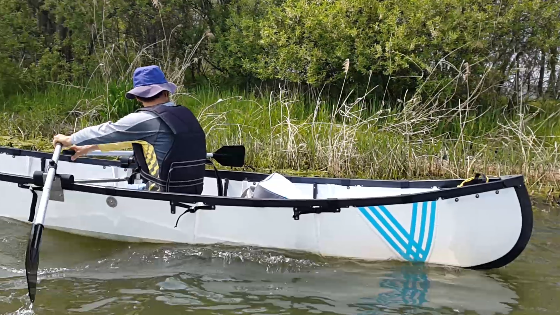 MYCANOE Plus w/ Rowing Kit