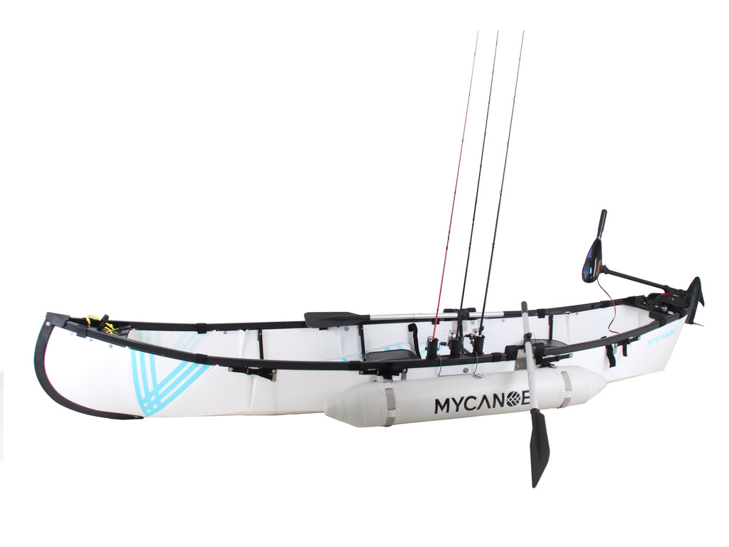 MYCANOE Angler w/ Rowing Kit