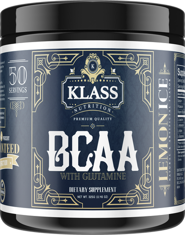 Klass BCAA+Glutamine (50 Servings)