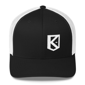 K-Badge trucker snapback (unisex)