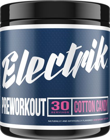Electrik Preworkout Double Pack
