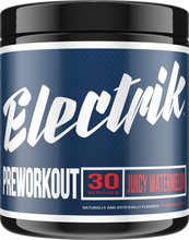 Load image into Gallery viewer, Electrik Preworkout