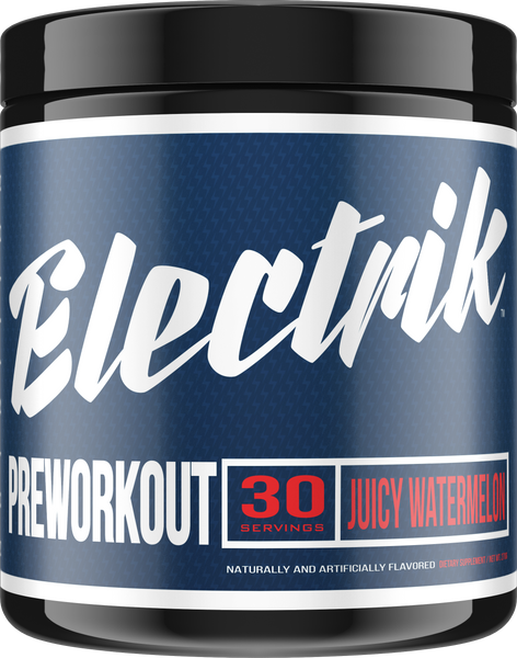 Electrik Preworkout