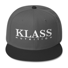 Load image into Gallery viewer, Klass Snapback
