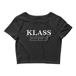Klass Crop Top Tee