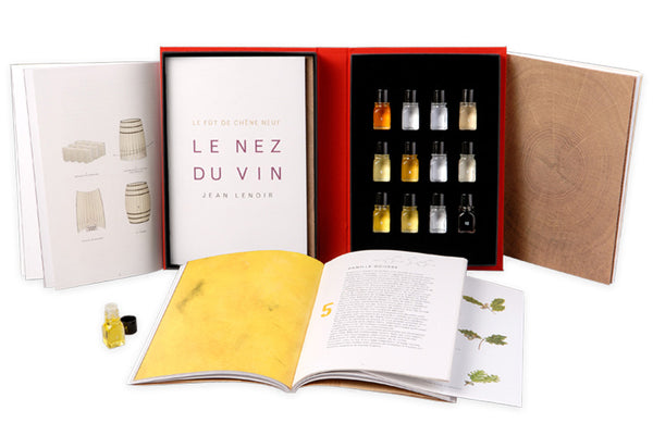 Le Nez Du Vin 12 Aroma – New Oak Casks Kit