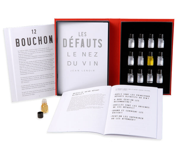 Le Nez Du Vin 12 Aroma - Wine Faults Kit