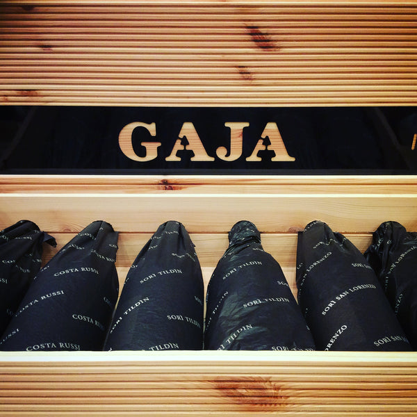 Gaja 1999 Collection Box Set: Costa Russi, Sori San Lorenzo, Sori Tildin