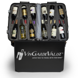 VinGardeValise Grande - 12 bottle