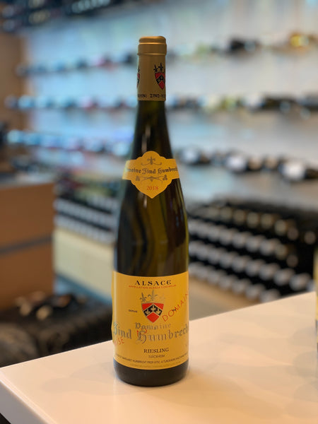Domaine Zind Humbrecht Riesling 2018