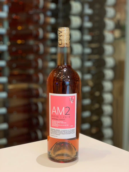 BDV Harvest Sale - AM2 Syrah Rosé 2016 Case