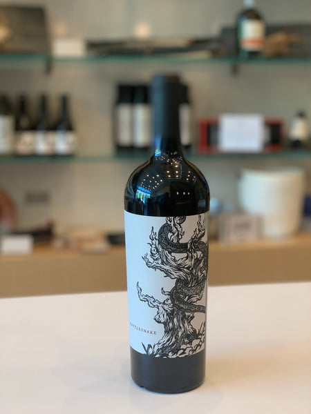 "Mount Peak Winery ""Rattlesnake"" Zinfandel 2014"