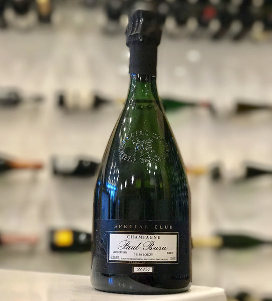 Champagne Paul Bara Special Club 2006 Grand Cru