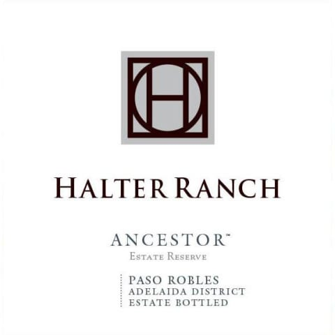 Halter Ranch Ancestor Red Blend 2016