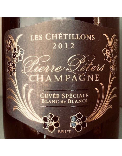 Pierre Peters Les Chetillons 2012