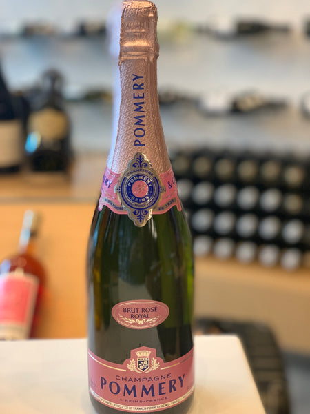 Champagne Pommery Brut Rose Royal