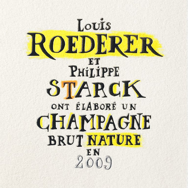 Louis Roederer Brut Nature PS 09